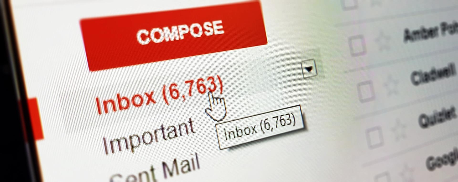 E-mail schrijven naar een groep? Voorkom frustraties en gebruik CC en BCC bij de juiste groep.